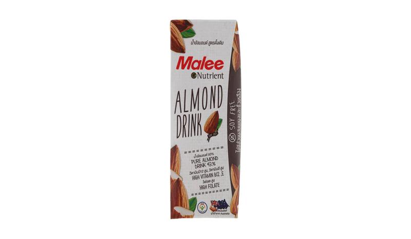 Malee Nutrient Almond Drink สูตรดั้งเดิม