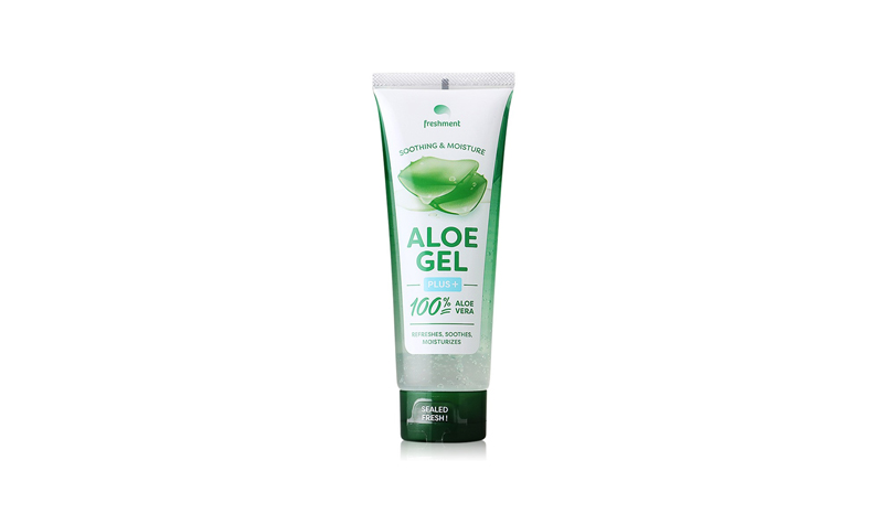 Freshment Soothing and Moisture Aloe Gel Plus+