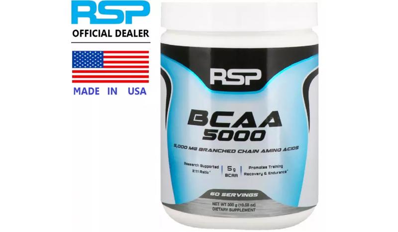 RSP BCAA