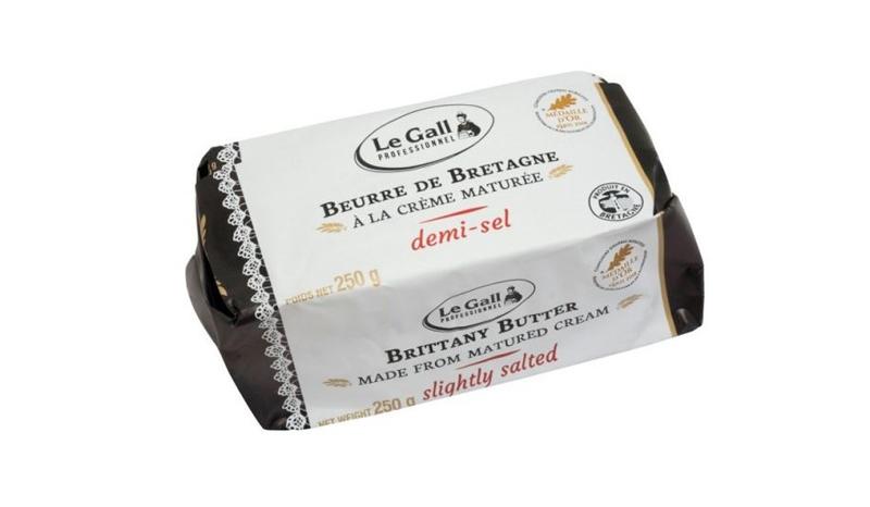 เนยจืด เนยเค็ม Le Gall Butter
