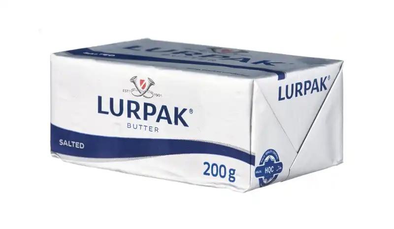 เนยสดรสเค็ม Lurpak Danish Butter