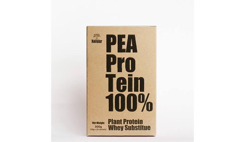 Natuur pea protein 100%