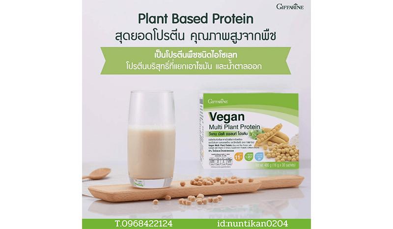 Giffarine Vegan Multi Plant Protein