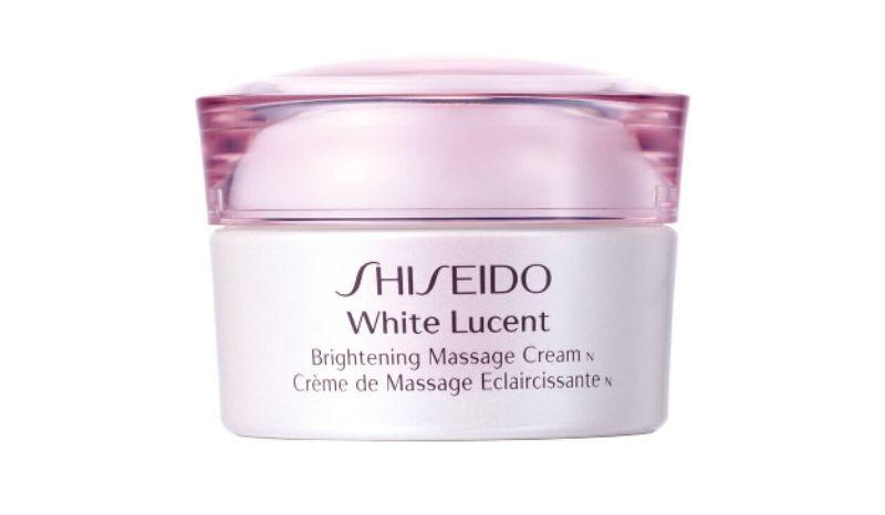 Shiseido White Lucent Brightening Massage Cream