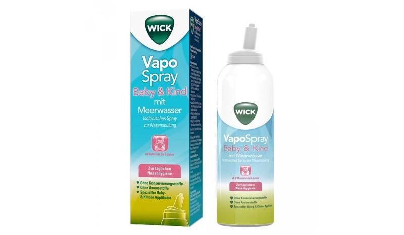 Wick Vapo Spray