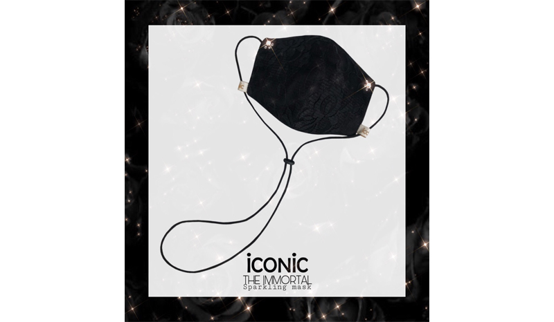iCONiC - The Immortal Sparkling Mask หน้ากากผ้า