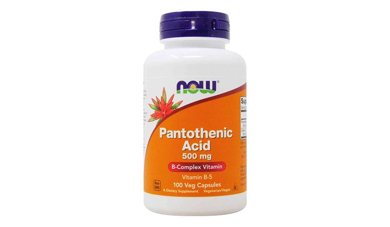 Now Foods Pantothenic Acid