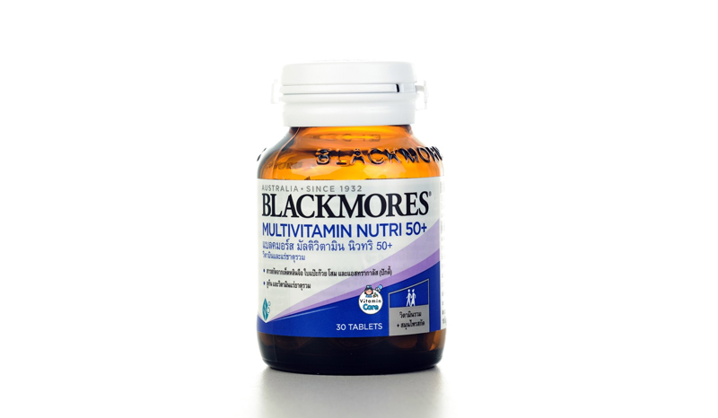 Blackmores Multivitamin Nutri 50+