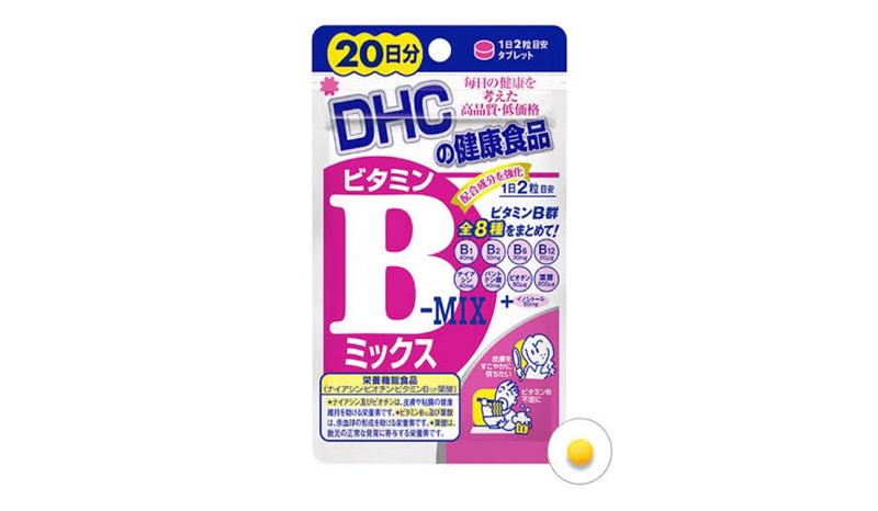 DHC VITAMIN B Mix อาหารเสริมวิตามินบีรวม