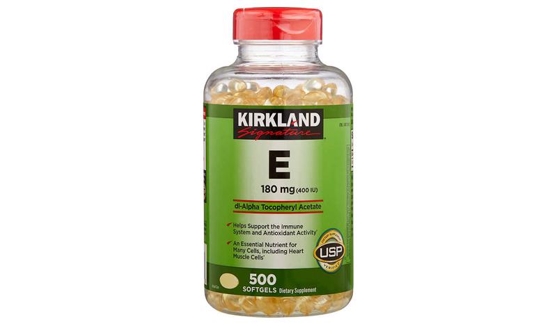 วิตามินอี ยี่ห้อ Kirkland Signature Vitamin E