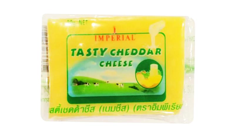 Imperial taste cheddar cheese
