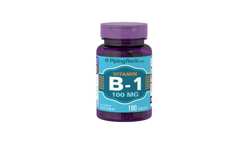 Pipingrock Vitamin B1