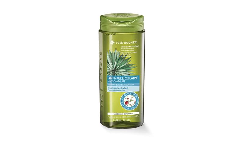 Yves Rocher BHC V2 Anti Dandruff Treatment Shampoo