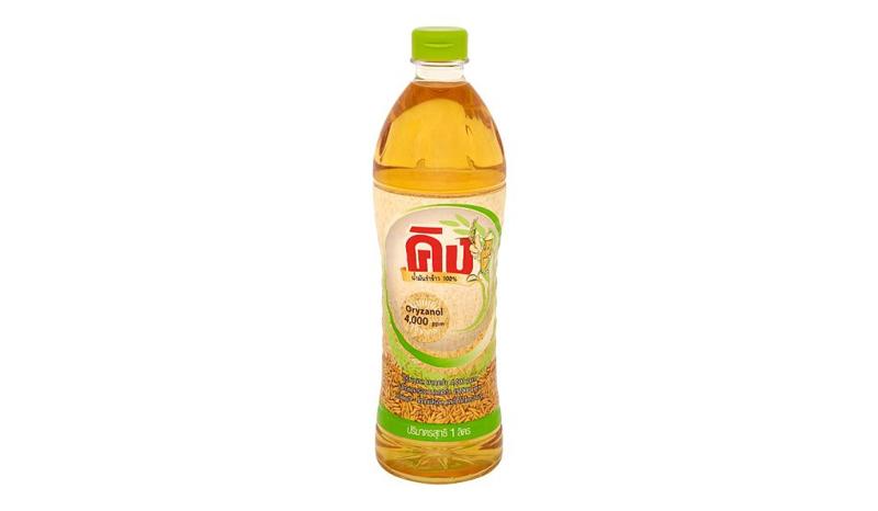 น้ำมันรำข้าวคิง (King rice brand oil)