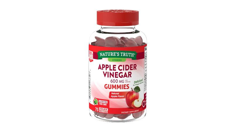 Nature's Truth Apple Cider Vinegar 600 mg