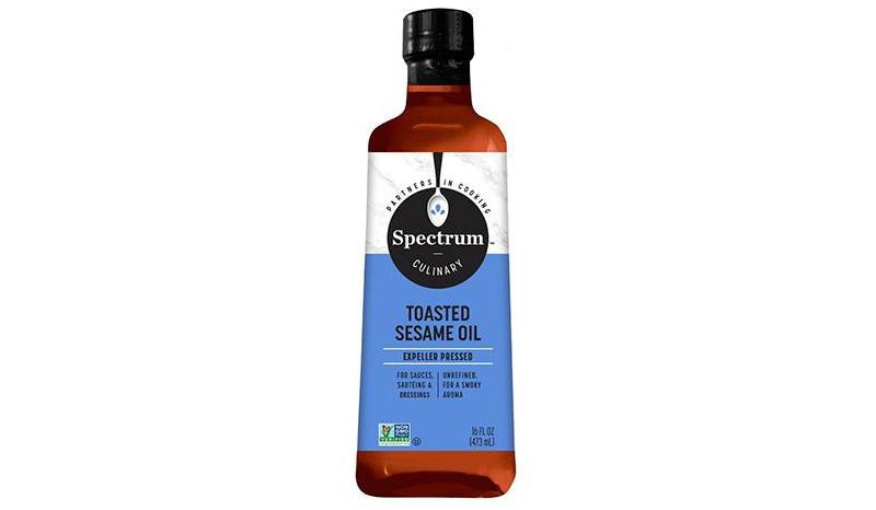 น้ำมันงาสเปกตรัม (Spectrum Sesame Oil)
