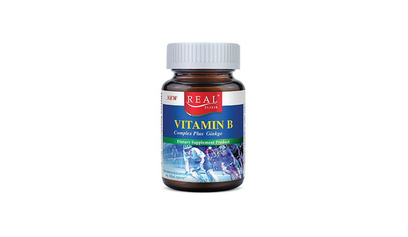 Real Elixir Vitamin B Complex Plus