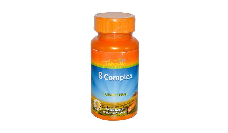 Thompson B Complex อาหารเสริมวิตามินบีรวม