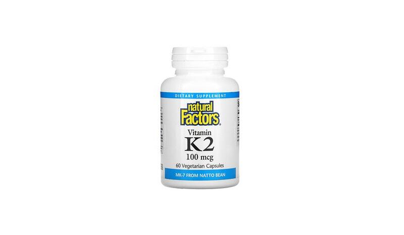 National Factors Vitamin K2