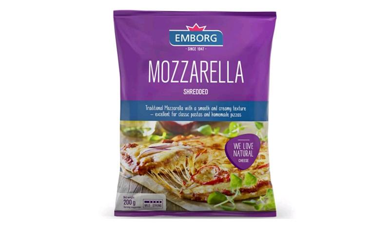 ชีส Emborge Mozzarella Cheese