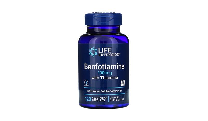 Life Extension Vitamin B1