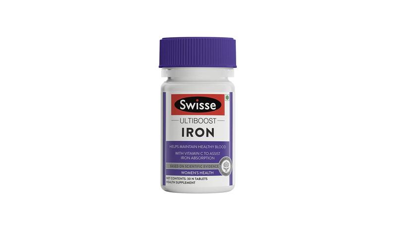 Swisse ultiboost iron supplement