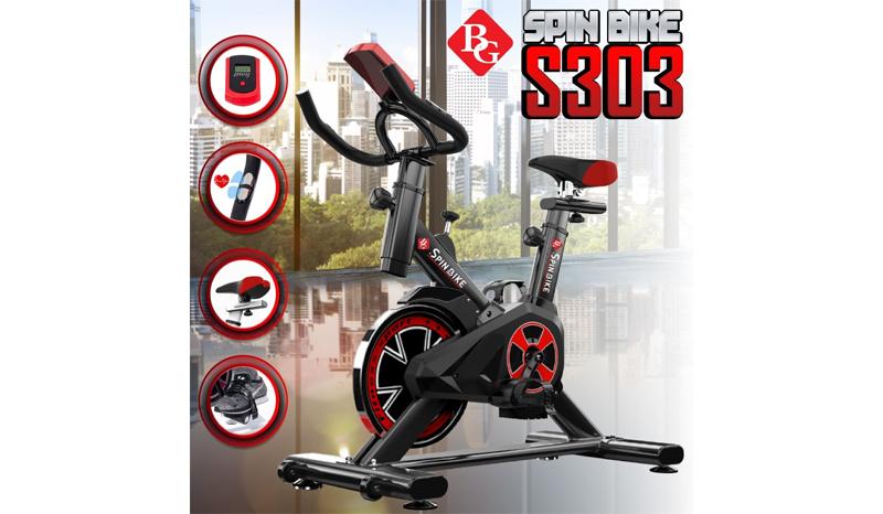 จักรยานออกกำลังกาย exercise Spin Bike
