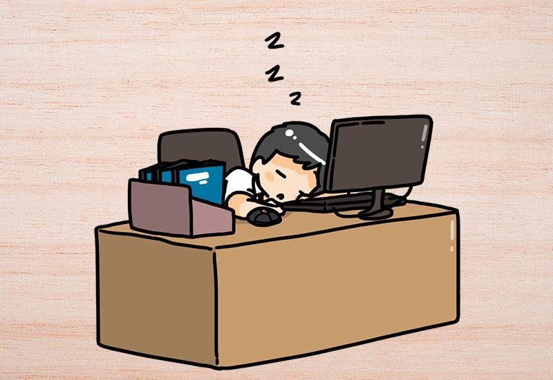 ช่วง Non-REM Sleep หรือ Non-Rapid Eye Movement Sleep