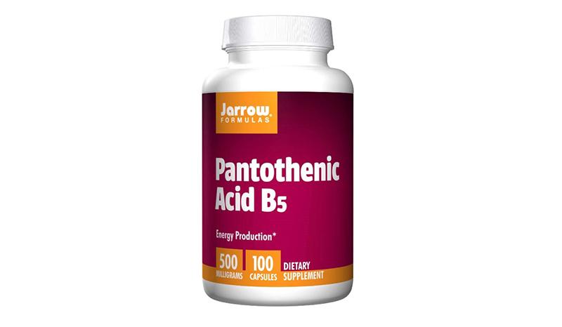 Jarrow Formulas Pantothenic Acid