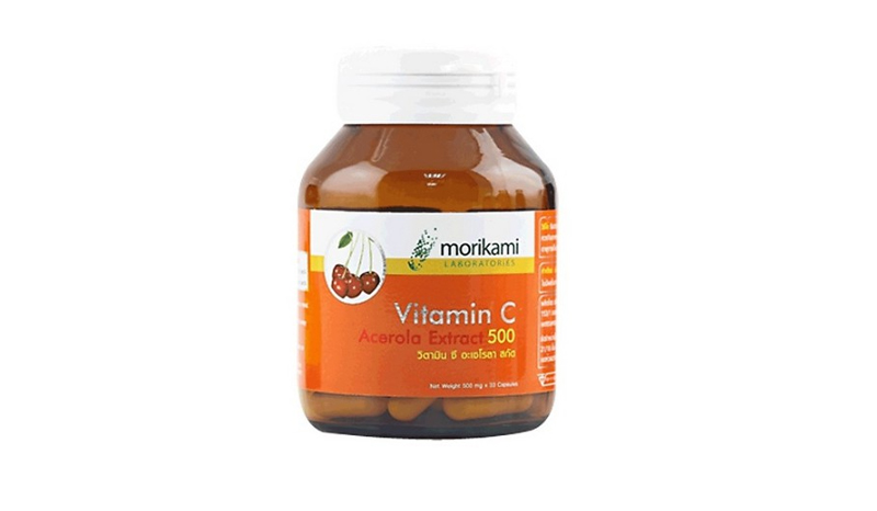 Morikami Vitamin C - Acerola