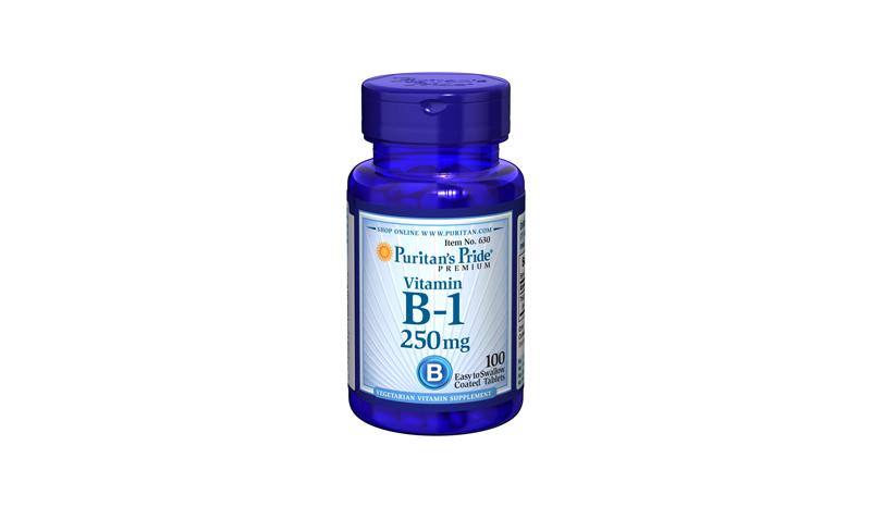 Puritan's Pride Vitamin B1