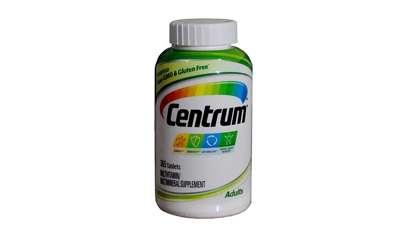 วิตามินรวม Centrum Multivitamin Minerals Supplement