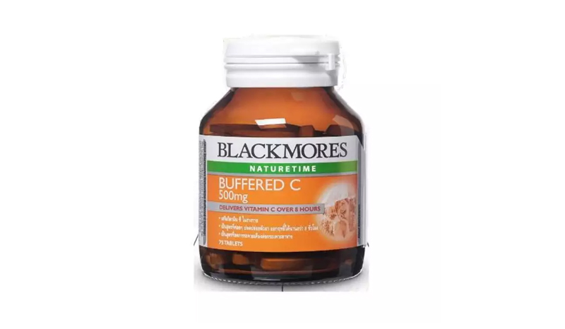 Blackmores naturetime buffered C 500 mg