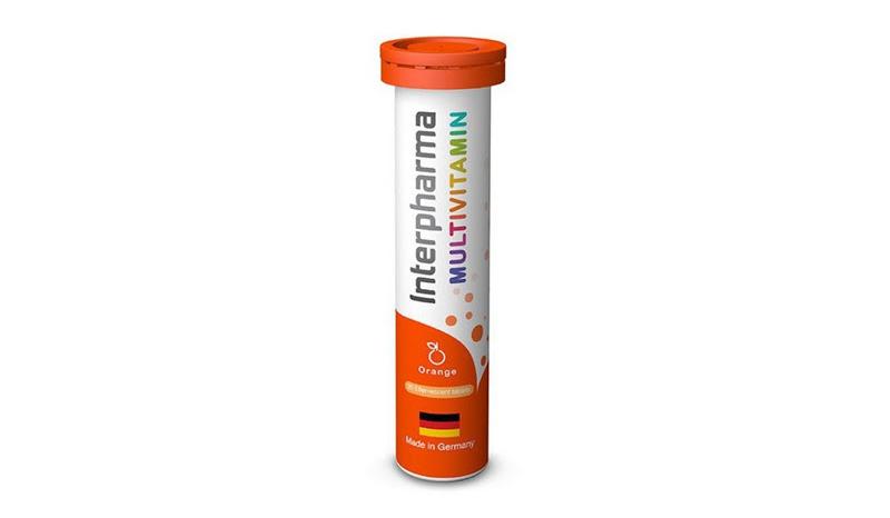 Interpharma Multivitamin Orange 20s