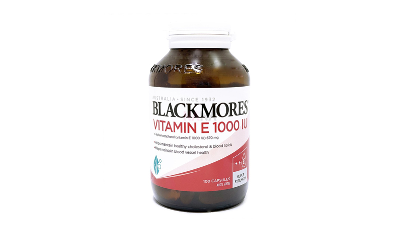 Blackmores Vitamin E 1000 IU
