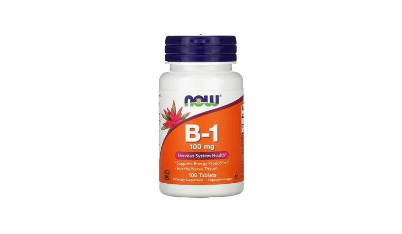 Now Foods Vitamin B1