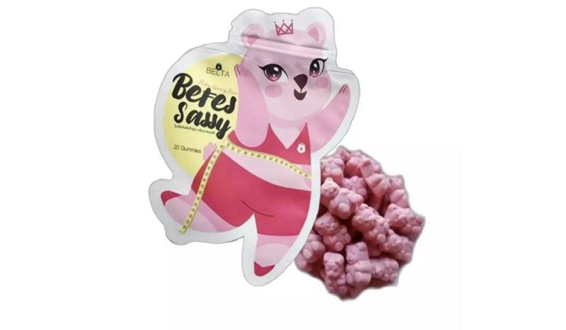 Gummy Slim เยลลี่หมี