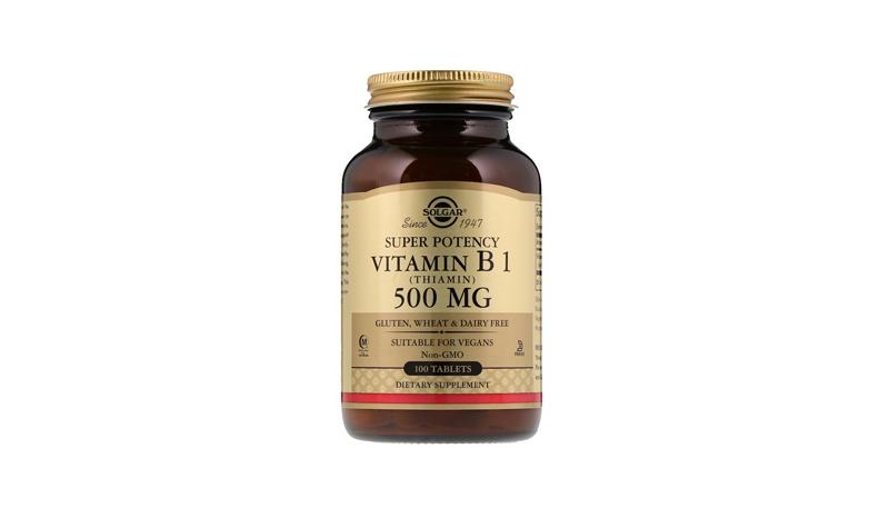 Solgar, Vitamin B1