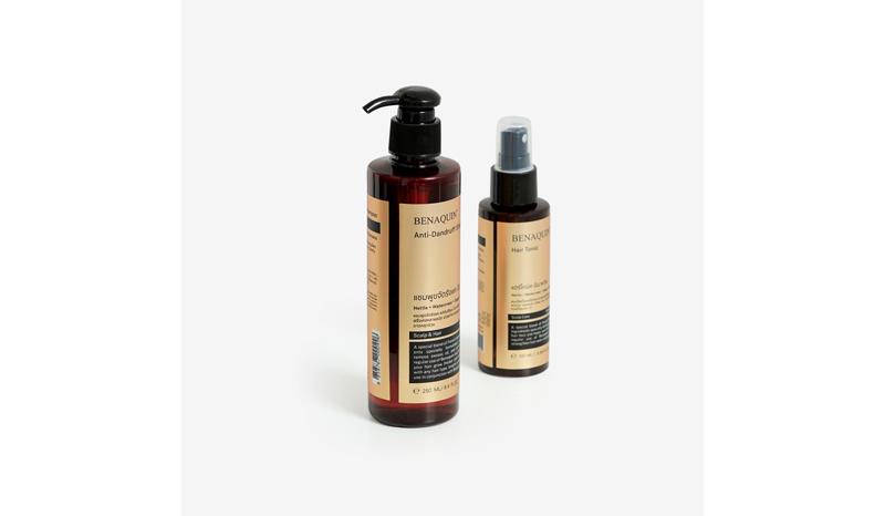 Benaquin Anti-Dandruff Shampoo