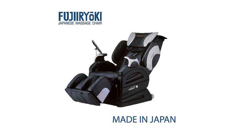 Fujiiryoki เก้าอี้นวดไฟฟ้า รุ่น EC-3000