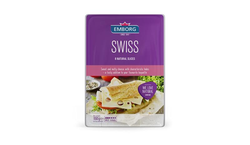 Swiss Cheese ของ Emborg