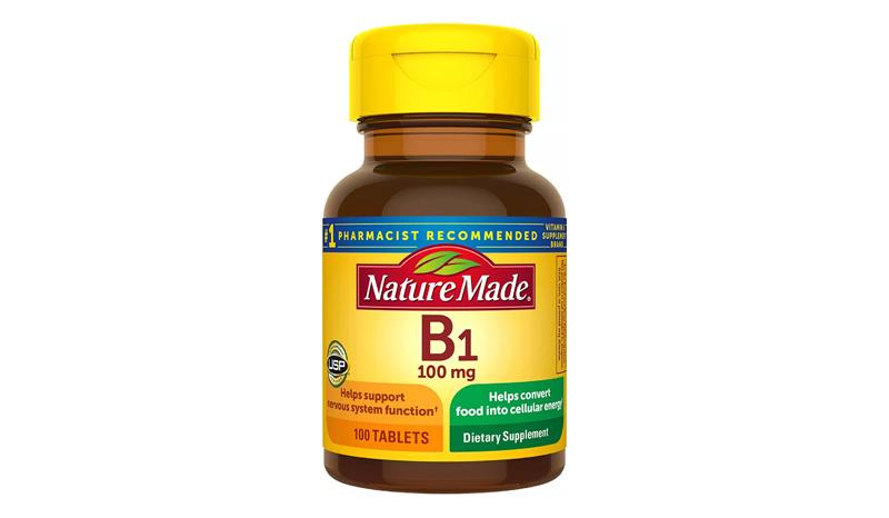 Nature Made Vitamin B-1