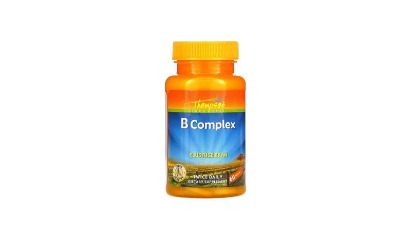 Thompson B Complex Vitamin 60