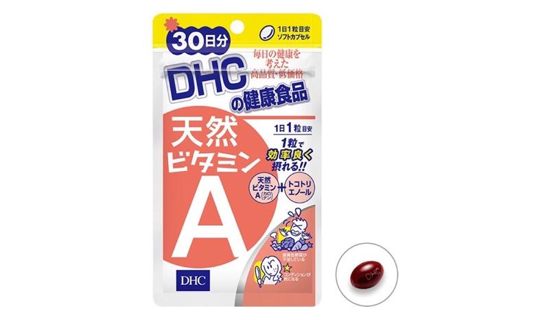 DHC Vitamin A สำหรับ 30 วัน