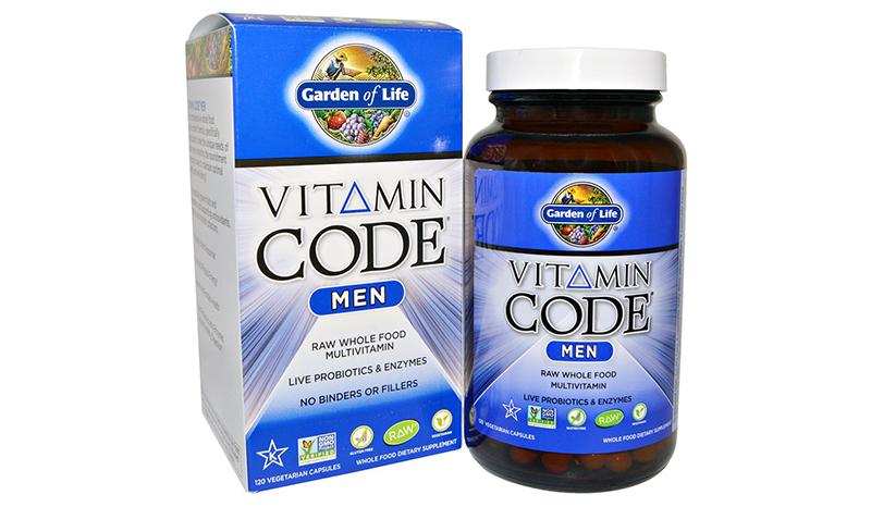 Garden of Life, Vitamin Code Men
