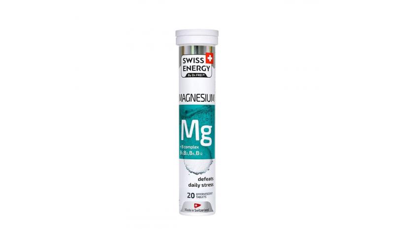 Swiss Energy Magnesium +B Complex