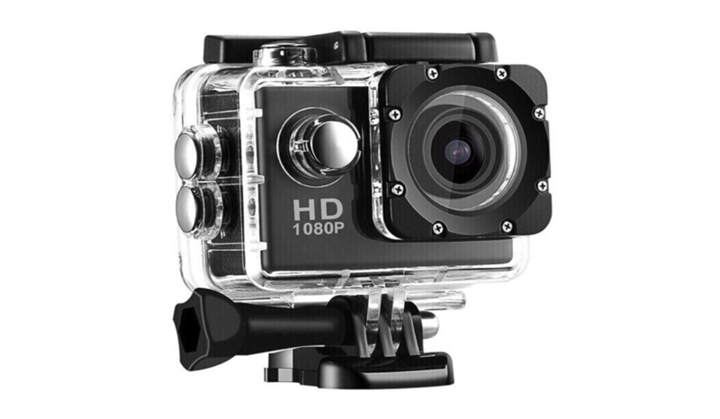 ESCAN 1080p Action Sport Camera