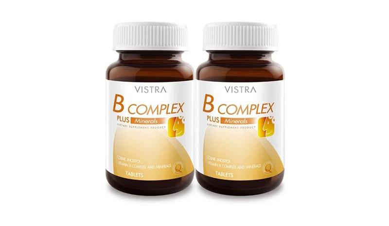 Vistra B Complex Plus Mineral