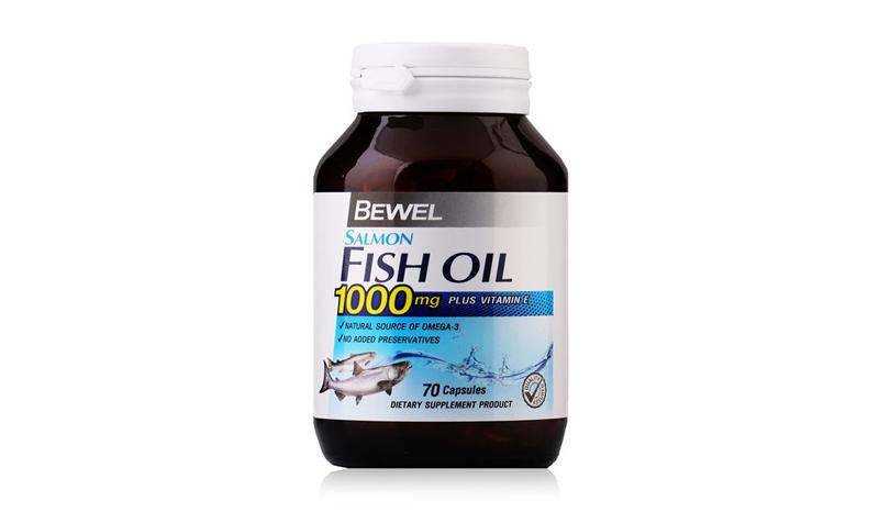 Bewel Salmon Fish Oil