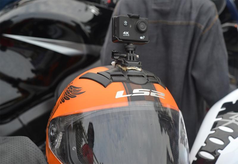 9 กล้องติดรถจักรยานยนต์ ยีห้อไหนดี บันทึกภาพได้คมชัด 2021